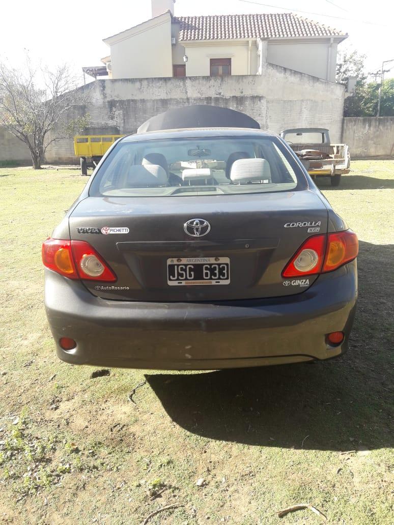 Toyota Corolla XEI 1.8 M/T