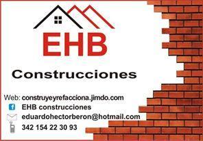 Construcciones EHB