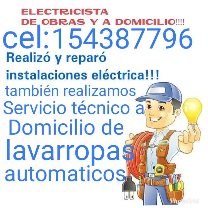 ELECTRICISTA OSCAR RUIZ
