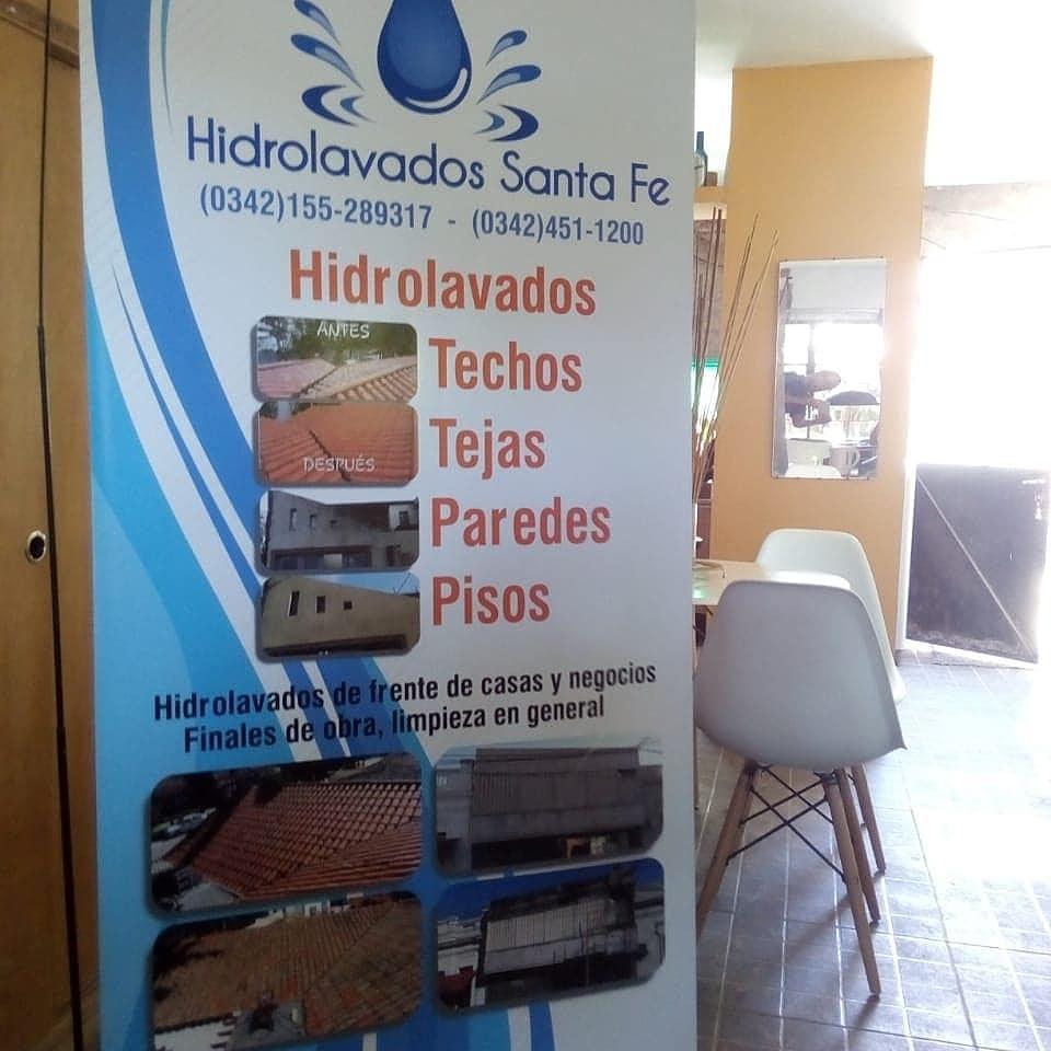 Hidrolavados Santa fe