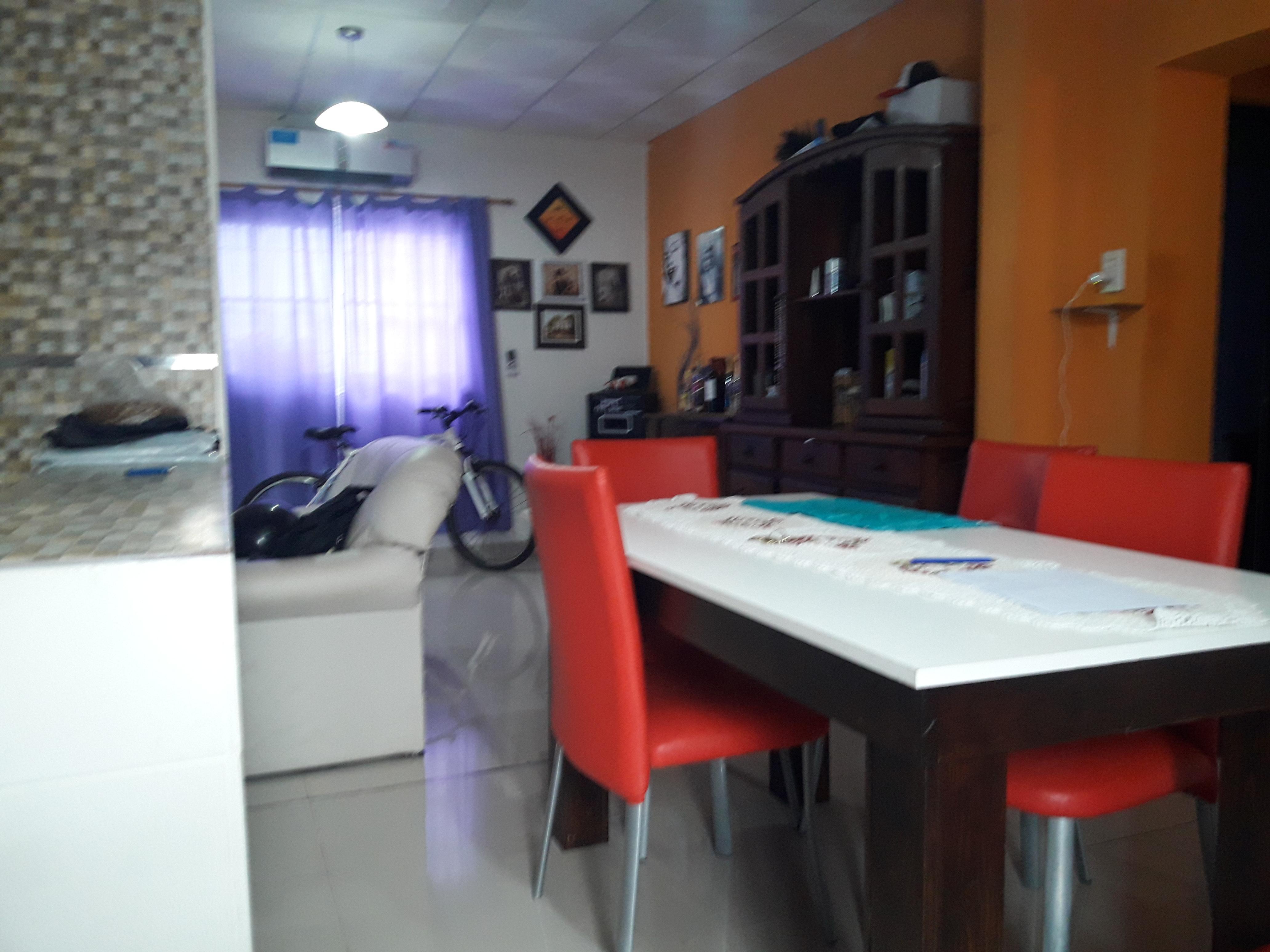 Departamento interno en venta con patio y pileta