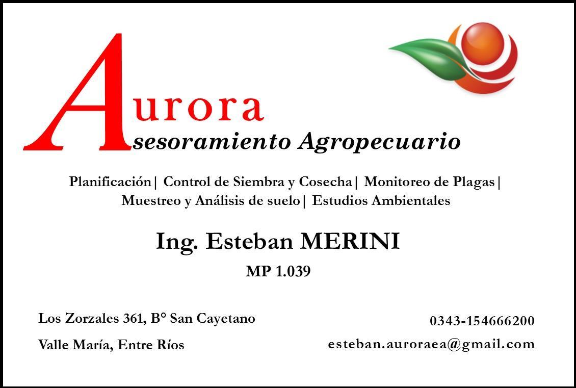 AURORA Asesoramiento Agropecuario