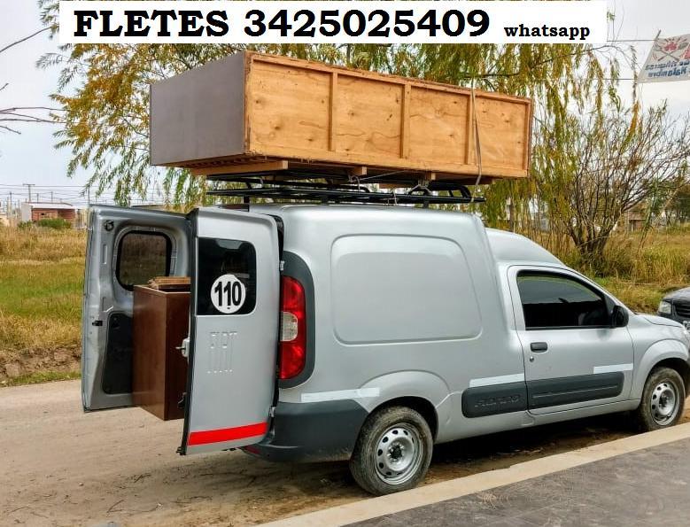 FLETES y REPARTOS