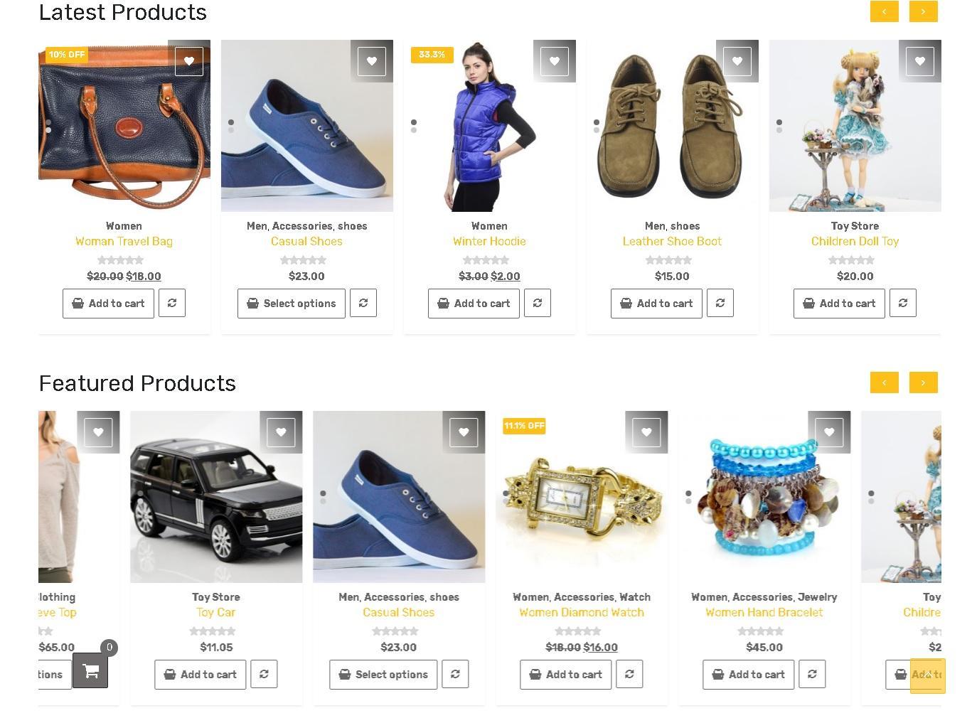 Te hacemos tu tienda en linea por un precio increíble! llamanos
