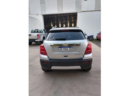 Vendo Chevrolet TrackerA LTZ 4X2 1.8 NAFTA 2017 Excelente estad