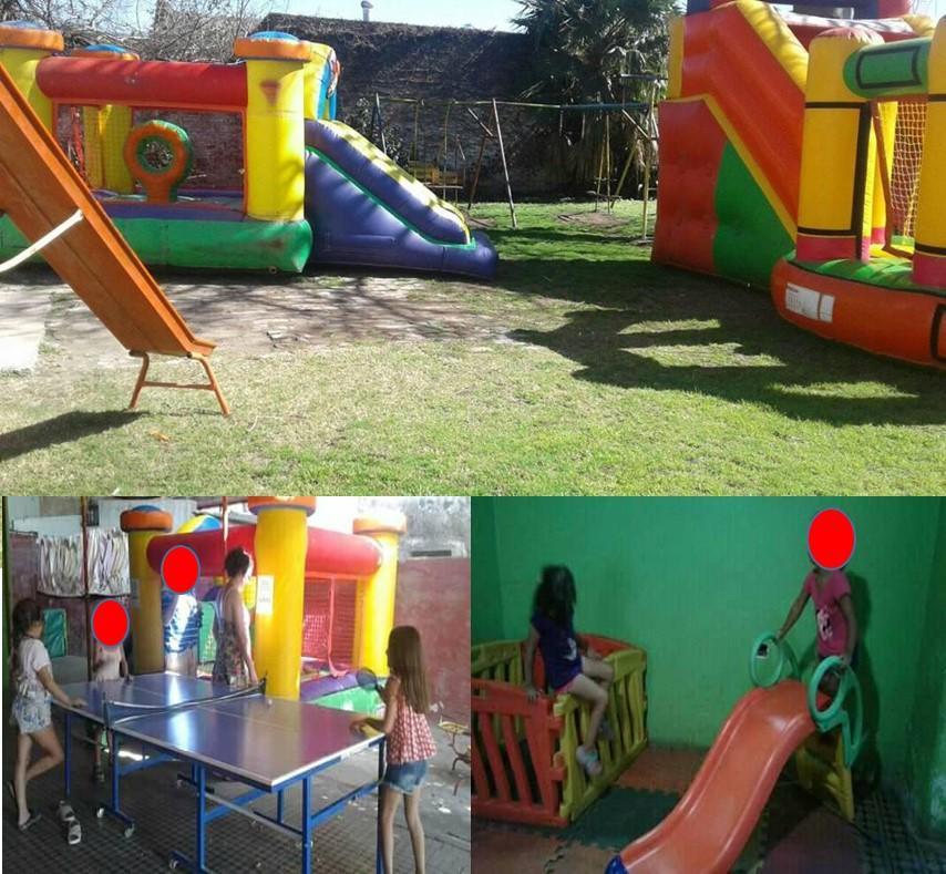 Mobiliario Para Salón de Fiestas Infantiles